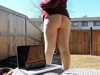 Outtake 1 3 Bent Over Thick Thigh Milkymama