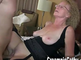 Huge Creampie From Two Young Guys