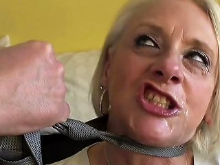 Pascalssubsluts Choked Granny Carol Gets Rough Anal Sex