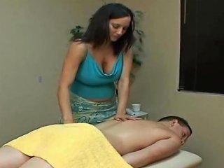 Massage A Handjob Finish