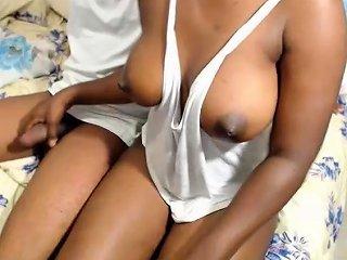 Big Natural Boobs Ebony Girl In Webcam Free Nuvid
