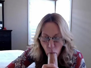 Stress Relief Milf Camgirl Jess Ryan Takes Care Of Step Son
