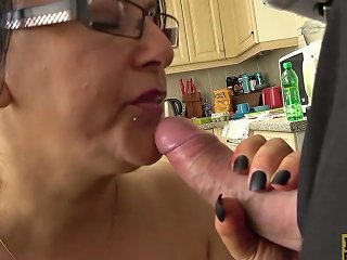 Busty Mature Sabrina Jade Enjoys To Be Fucked Roughly