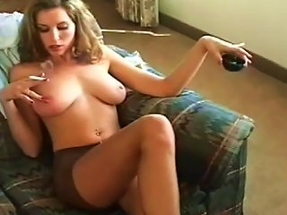 Busty MILF Likes To Tease